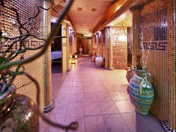 Chodba - interiér - nafotenie hotela