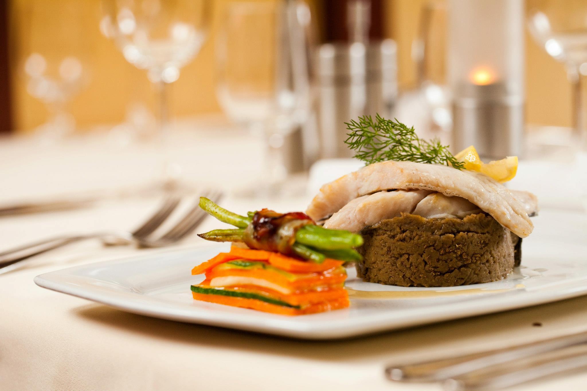 Jedlo - nafotenie obedového menu