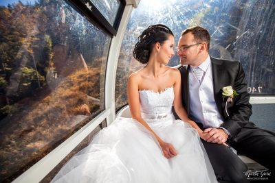 Vrátna - svadobné foto