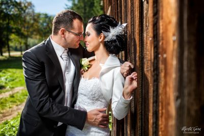 Portrét - svadobný fotograf