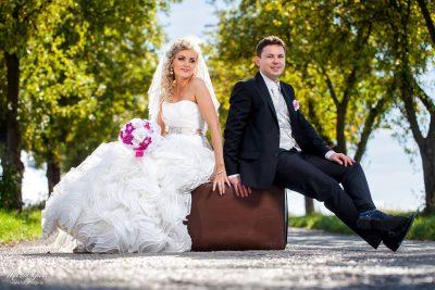 Svadobné foto