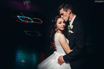 momentka z tanca - svadobné foto