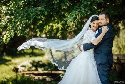 svadobný závoj