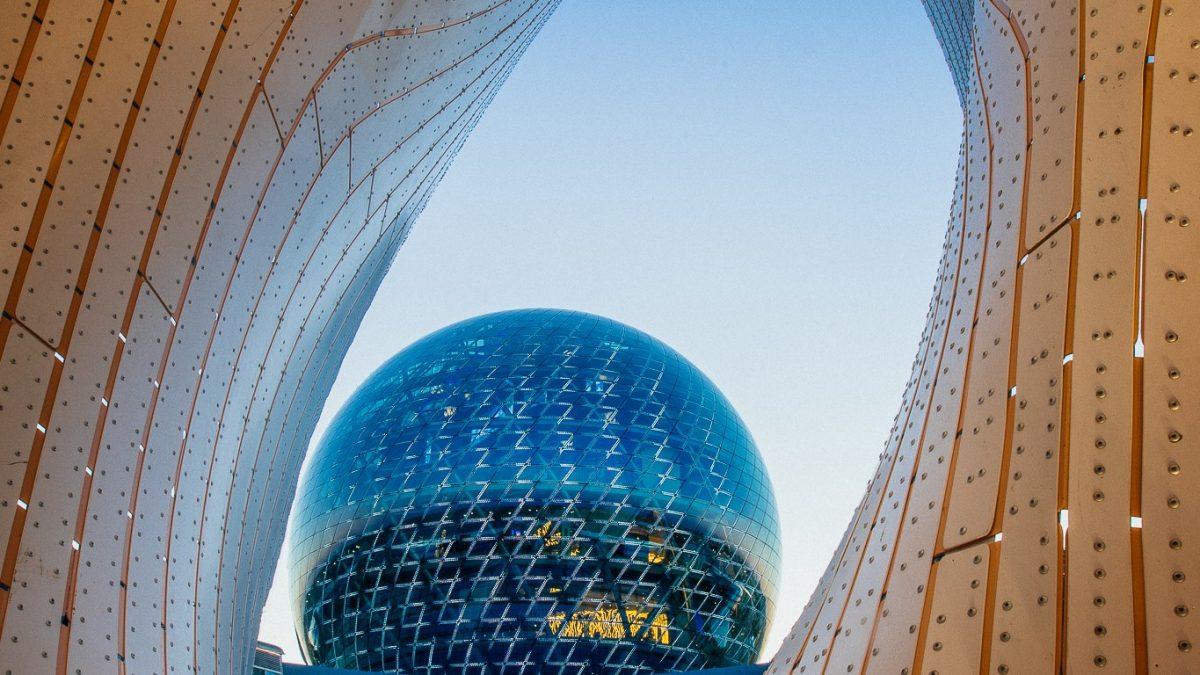 Expo 2017 Astana - reklamné foto