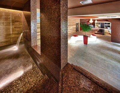 Sauna a Spa - nafotenie hotela