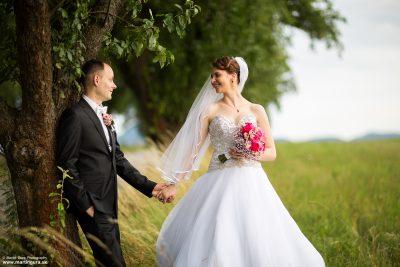 Svadobné fotenie - Bytča