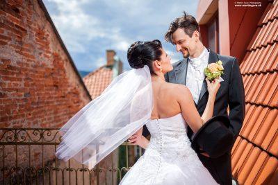 Svadobné fotografie - Brno