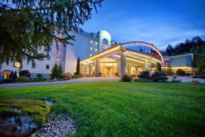 Hotel Kaskády - nafotenie hotela