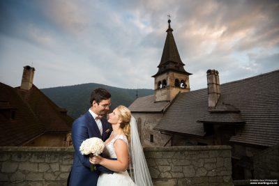 Svadobný fotograf Martin Gura na Orave - fotenie na Oravskom hrade
