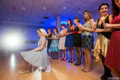 Svadobné fotografie - zábava