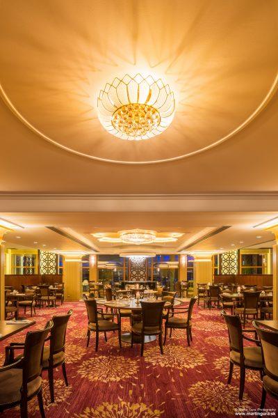Architektúra - fotografia - Hotel Kaskády