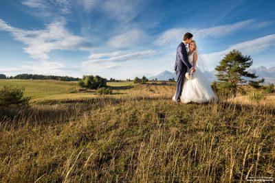 Svadobné fotografie Poprad