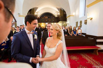 Nafotenie svadobného obradu