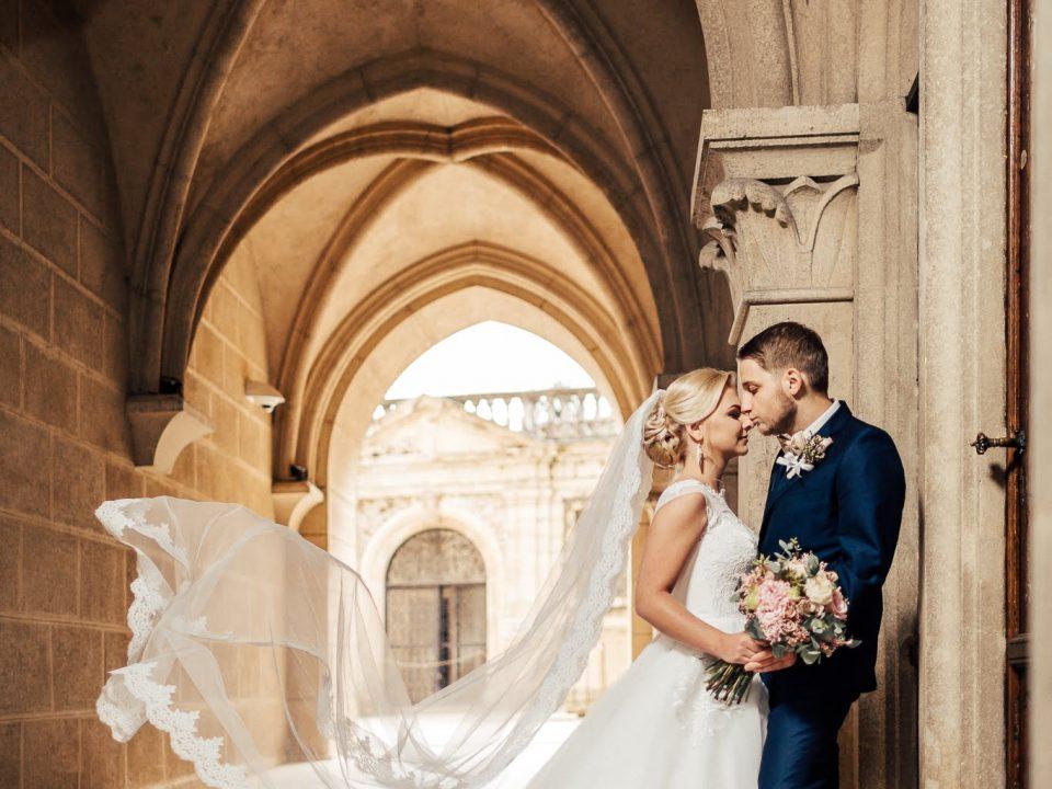 b979495a350a Barbora a Roman – svadobné fotografie