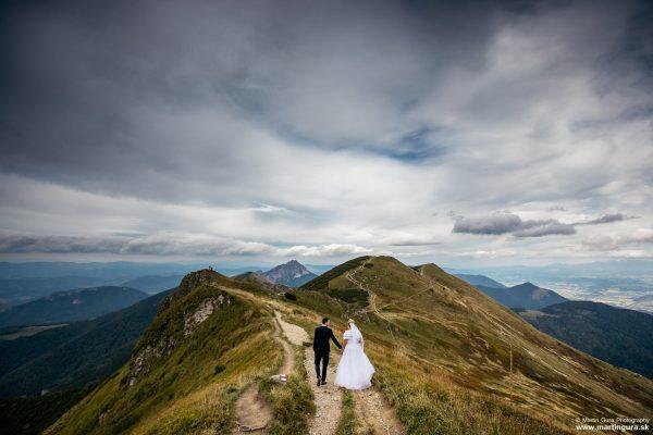 Martin Gura - svadobný fotograf - fotenie v Terchovej
