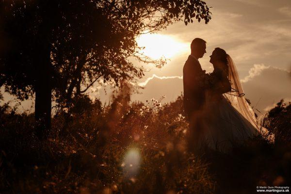 svadobný fotograf Martin Gura - pri západe slnka