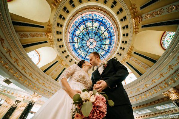 svadobný fotograf - fotené v meste Rajecké Teplice