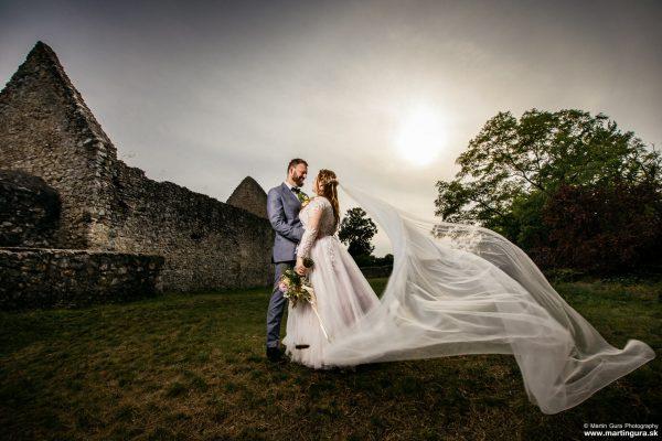 svadobný fotograf - romantické svadobné fotografie
