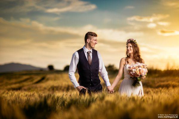 Martin Gura - romantické svadobné fotografie