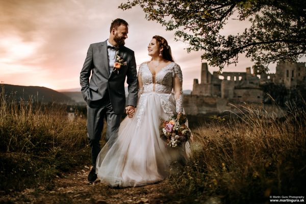 Martin Gura - svadobný fotograf - fotenie na hrade Beckov