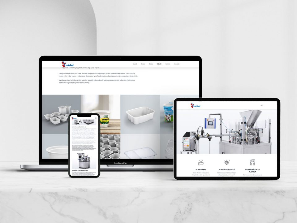 webdesing - výroba webstránky - seo
