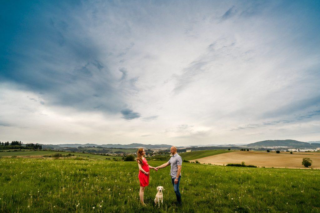 Rodinné a tehotenské foto -na poly